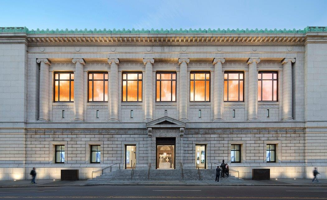 New-York Historical Society exterior