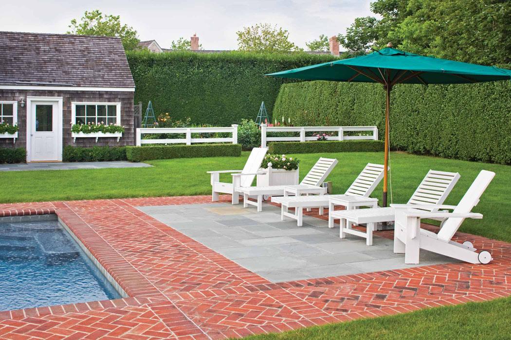 Bridgehampton Residences pool