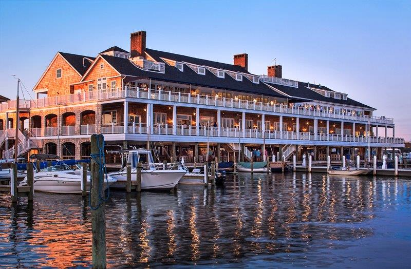 Bay Head Yacht Club exterior