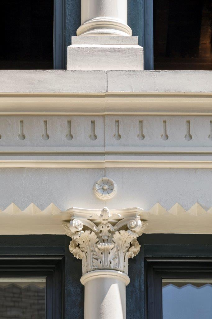 462 Broadway capital detail