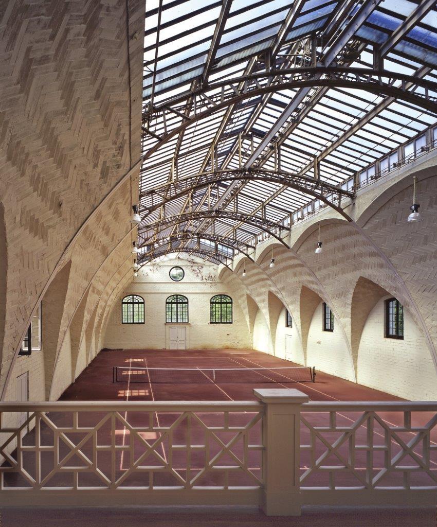 Astor Courts tennis court