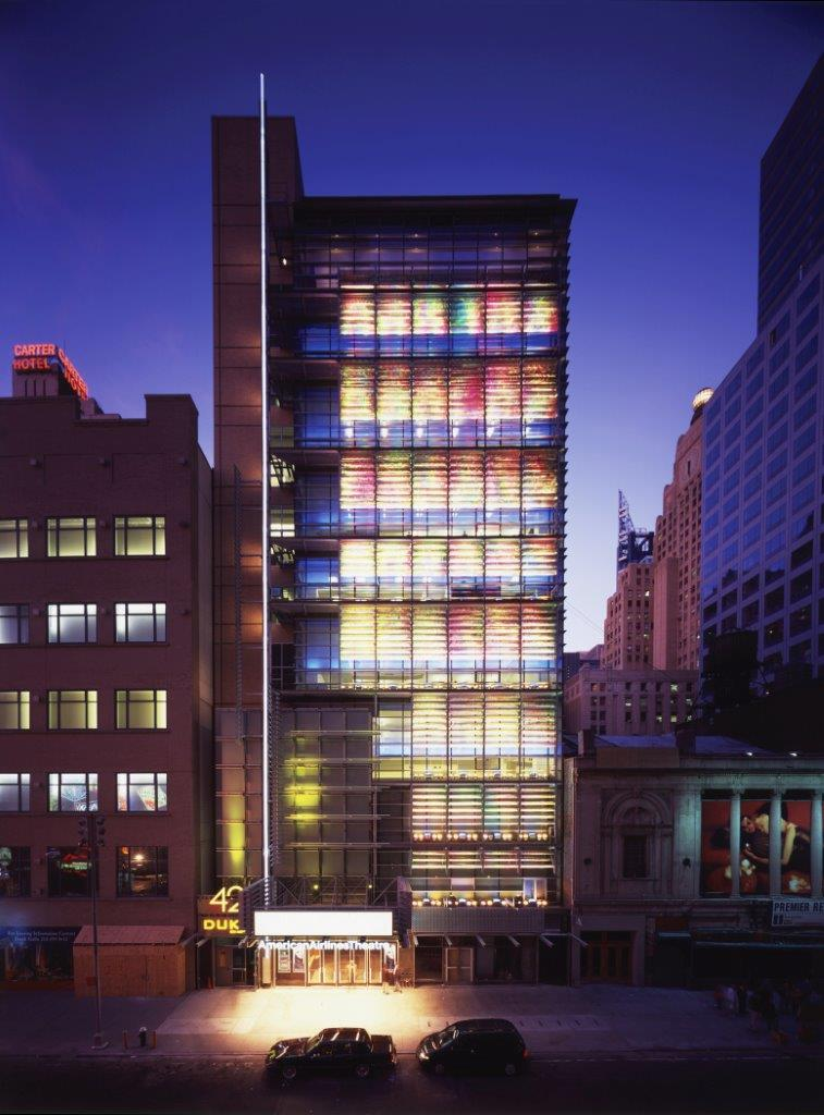 New 42nd Street Studios_Photo_Front Elevation Night.jpg