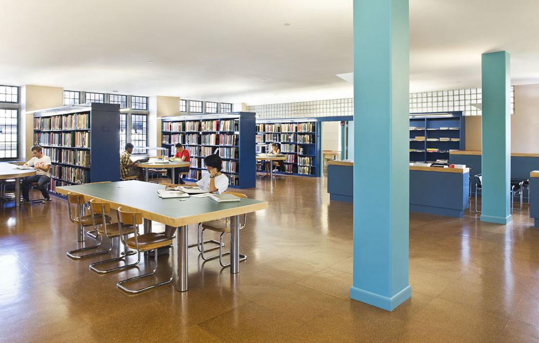 Vassar College Art Library_Photo_General Interior.jpg