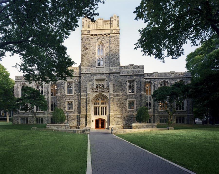 Fordham University, Duane Library