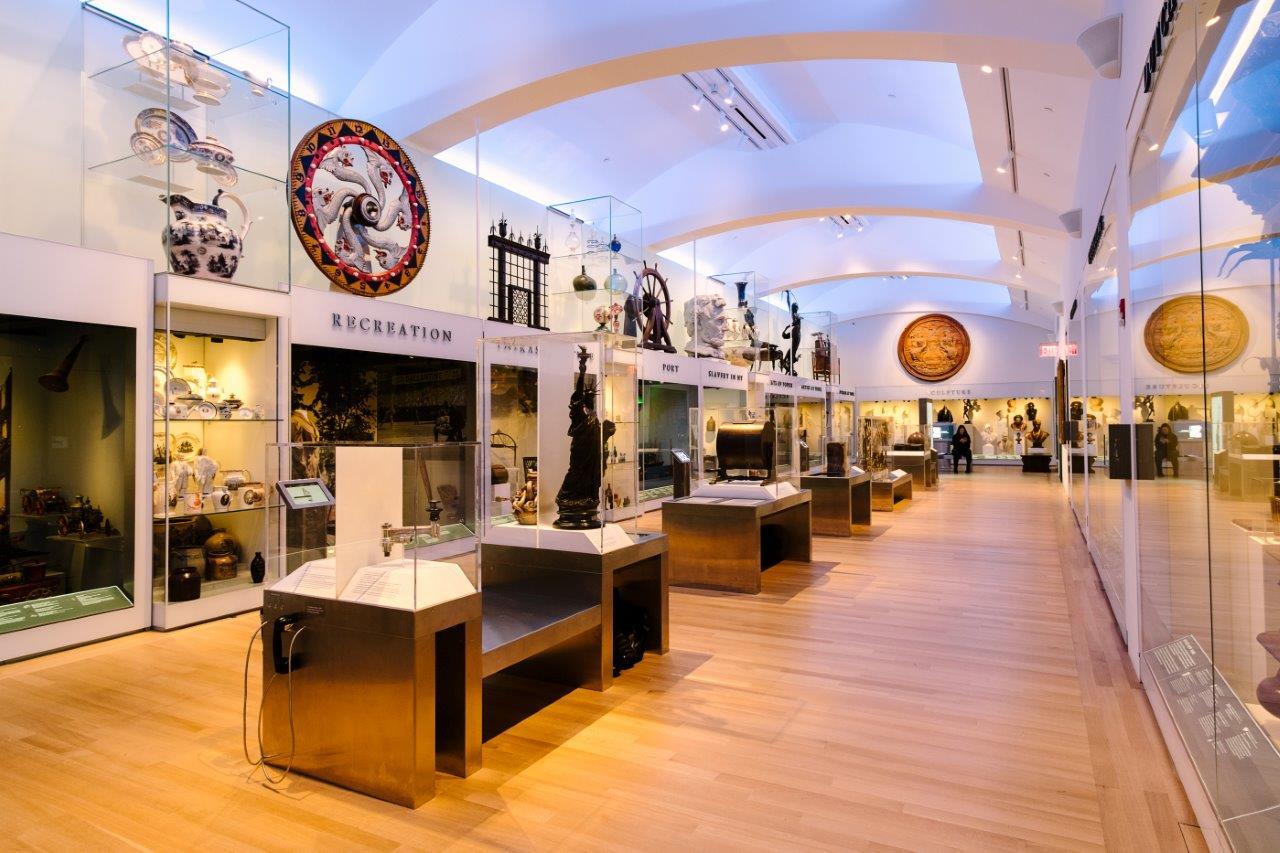 Fourth Floor Galleries