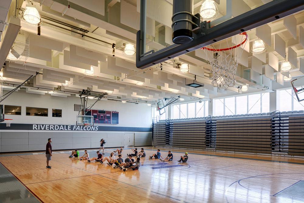 Marc A. Zambetti Athletic Center Renovation