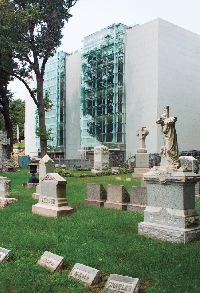 Green-Wood Hillside Mausoleum