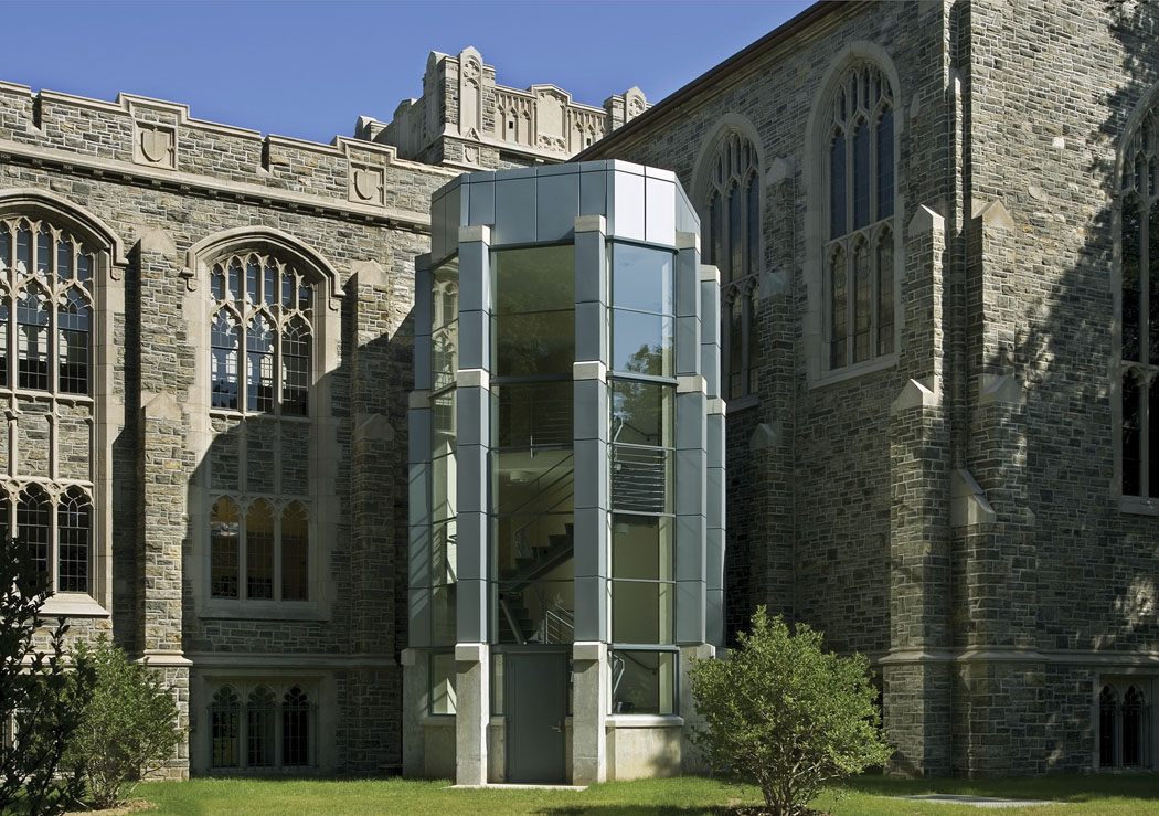 Fordham University, Duane Library
