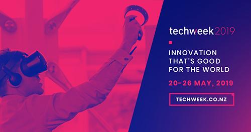 Techweek NZ 19 - Services:• Copywriting• Social media advertising for TechweekTV• Marketing plan for TechweekTV• Session angles & questions for TechweekTV