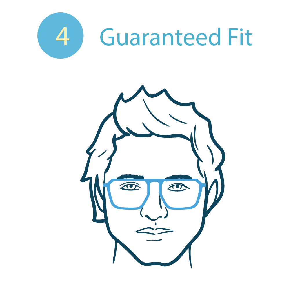 Experience that perfect fit. Every frame is crafted individually for each customer. Find our what it feels like to wear a frame that is truly made for you!
