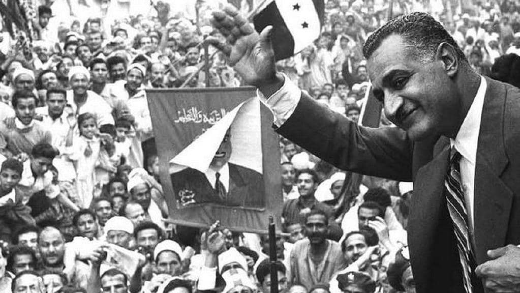 Gamal Abdul-Nasser - Presiding over Egypt at the height of its modern political and social power, Nasser headed the Arab non-aligned movement, but was driven to seek Soviet backing after Washington failed to fund Egypt's development needs