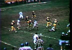1957 Manasquan vs Freehold (in color)