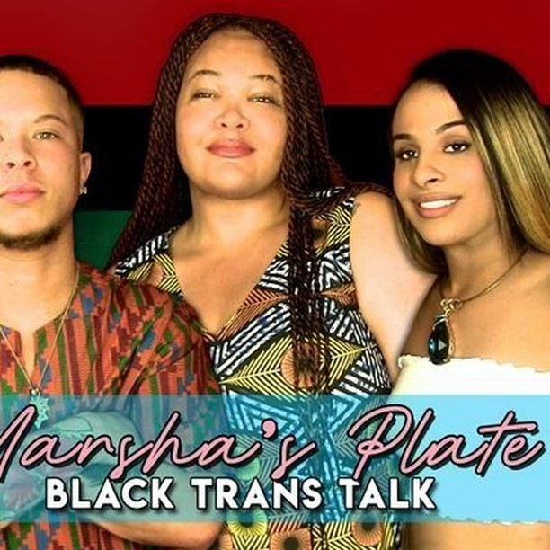 ⠀⠀ #FFQPOCPODS: MARSHA'S PLATE: BLACK TRANS TALK⠀⠀ (@marshasplate)⠀⠀ ⠀⠀ A podcast for black or queer people that explores culture from a black trans perspective.⠀⠀ ⠀⠀ #PODSbyQPOC