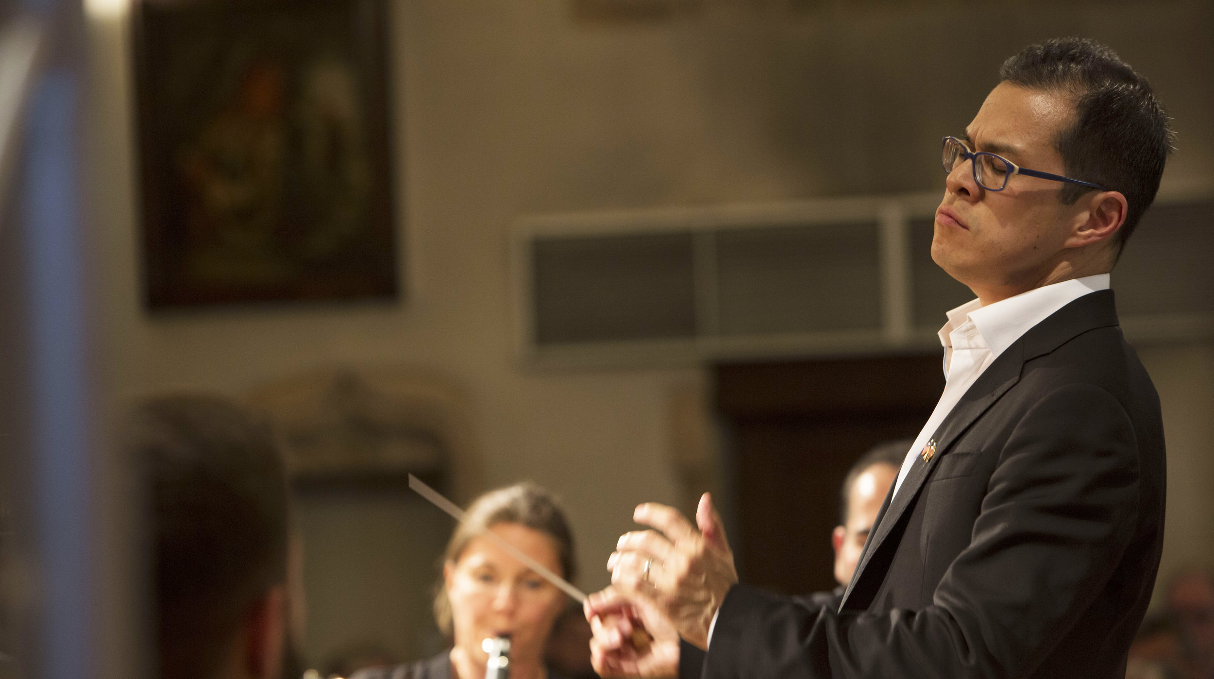 David Chan played with poised brilliance and profound integrity...His priorities are in order, like a great artist's should be, and we ended up witnessing an interpretation that was both technically polished and sublime. - —New York Concert Review