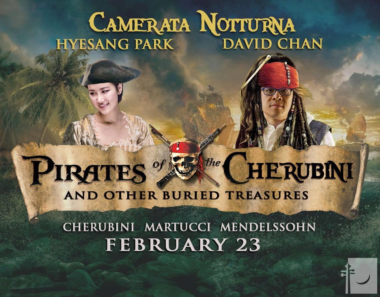 Camerata Notturna David Chan conductor Hyesang Park
