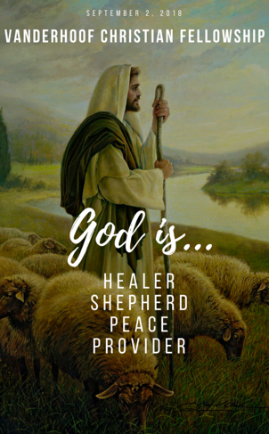 God is… Sermon Series