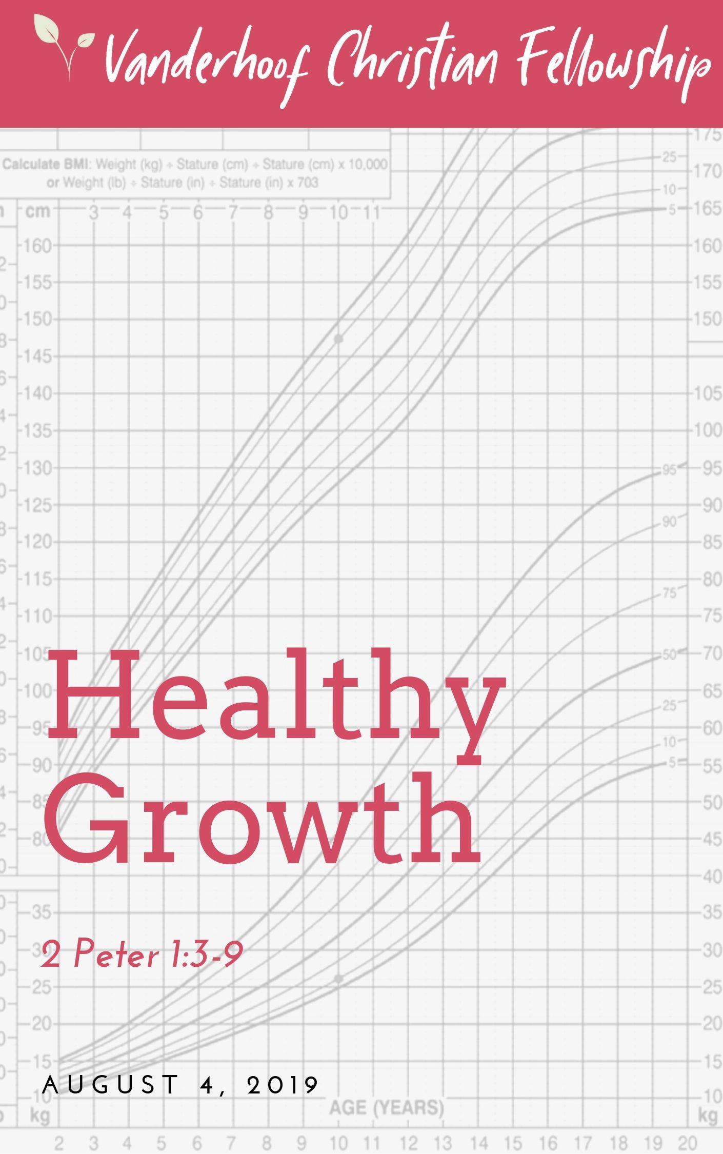 Healthy Growth