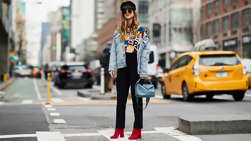 the nEW yORK fashion week