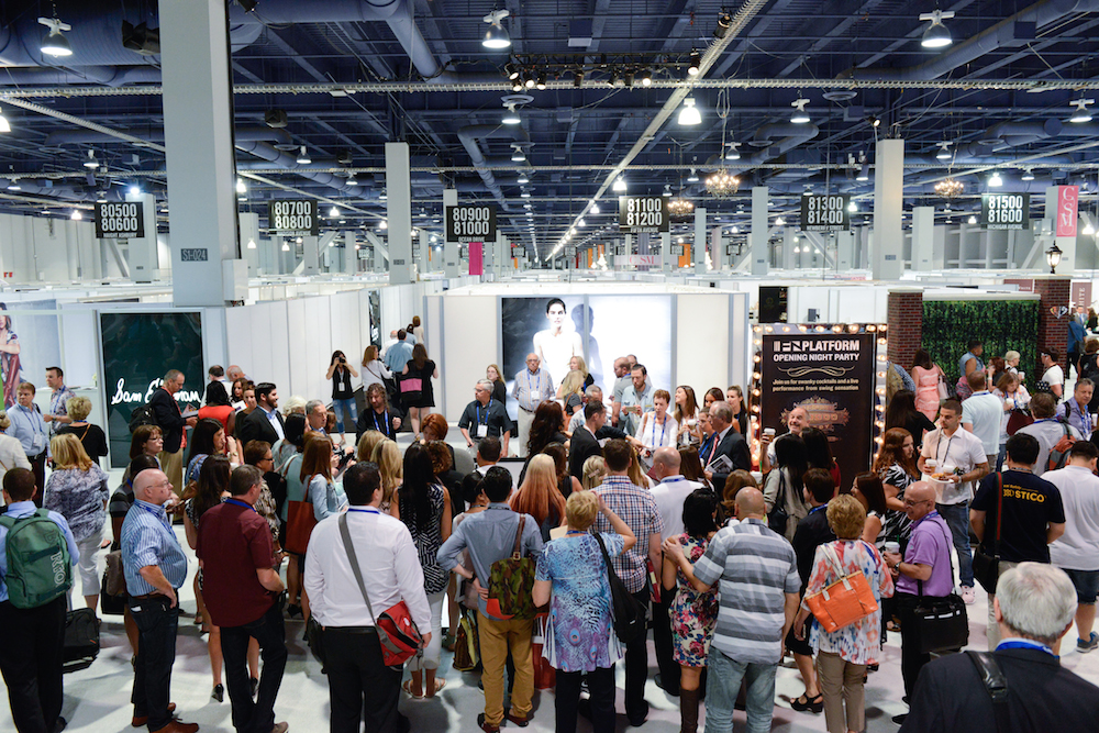 THE BEST TRADESHOWS WITH THE BEST SALES MANAGERS