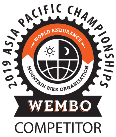 2019 WEMBO Asia Pacific Solo 24 Hour MTB Championships Logo R6.png
