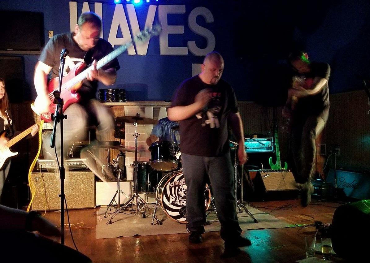 @ The Waves Bar & Grill (Kenosha, WI)