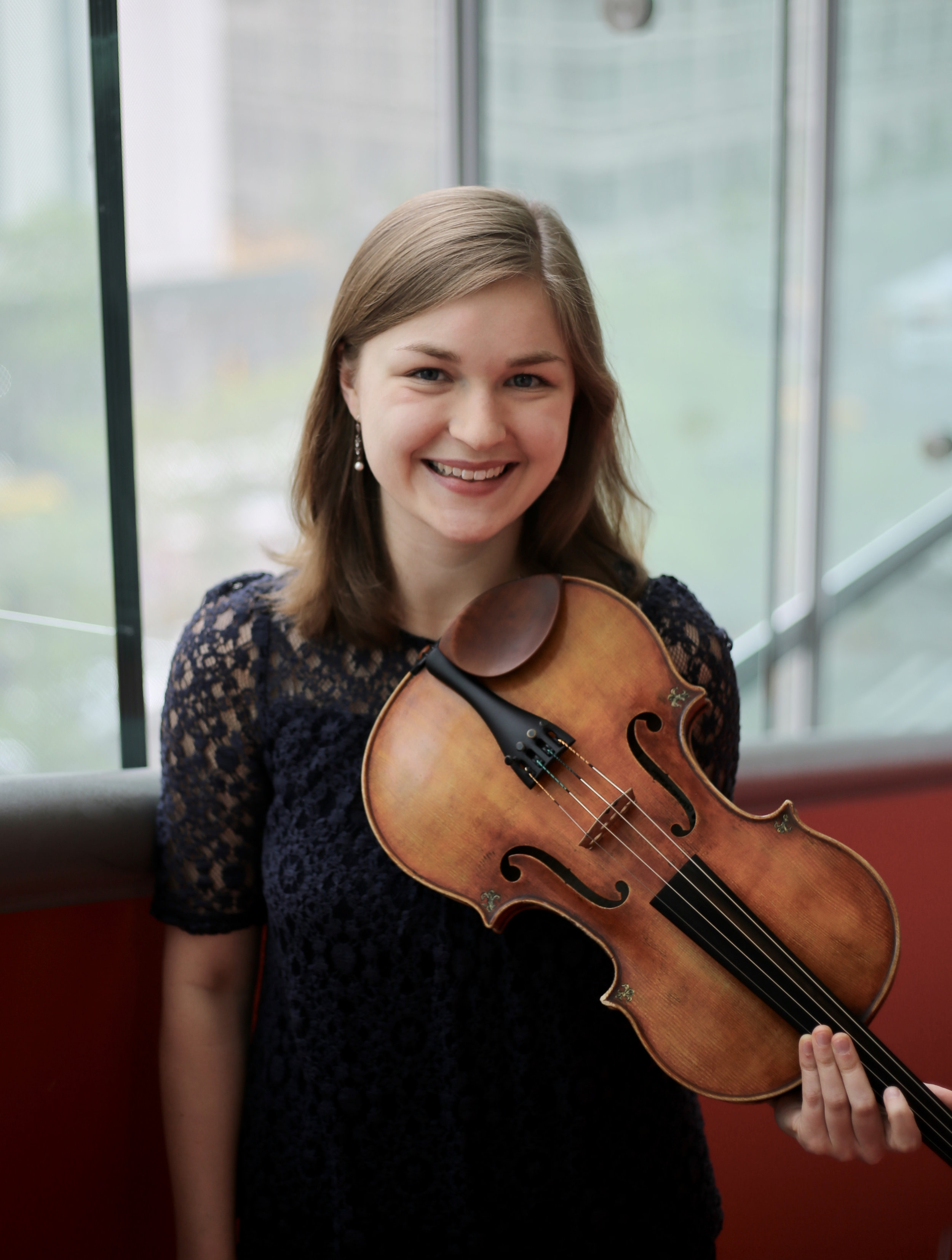 Bethany Hargreaves, viola