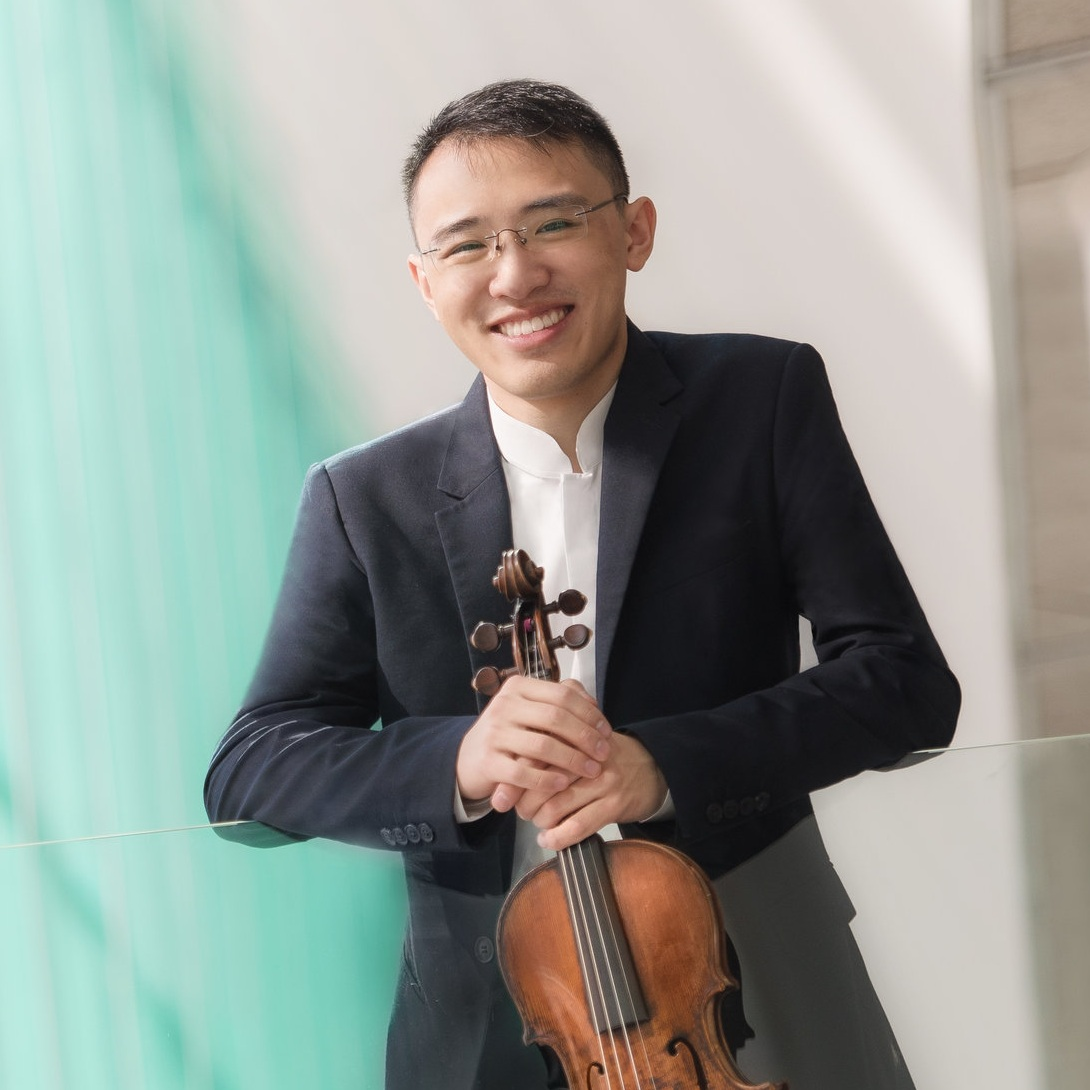 Max Tan, violin *