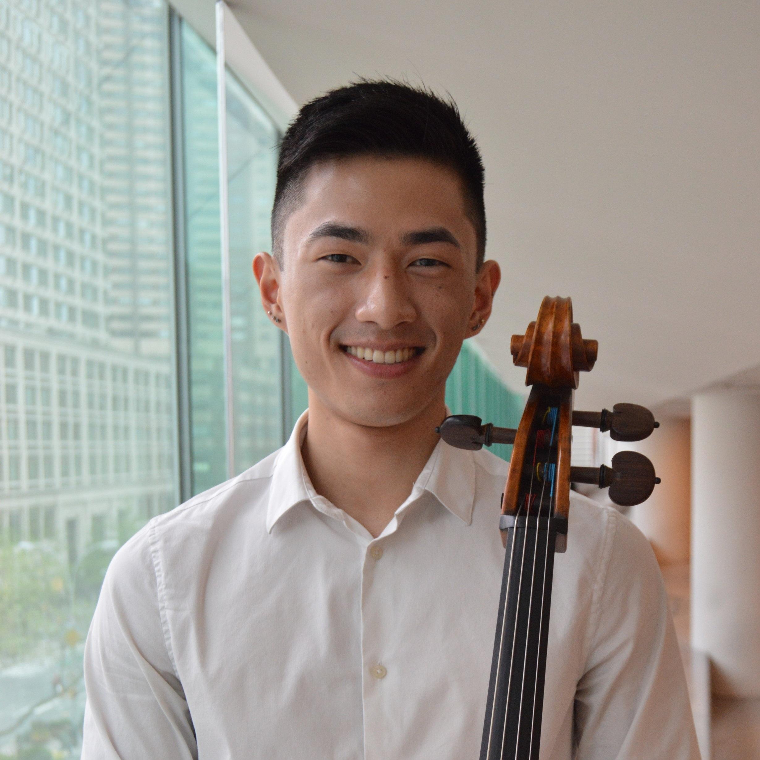 Matthew Chen, cello