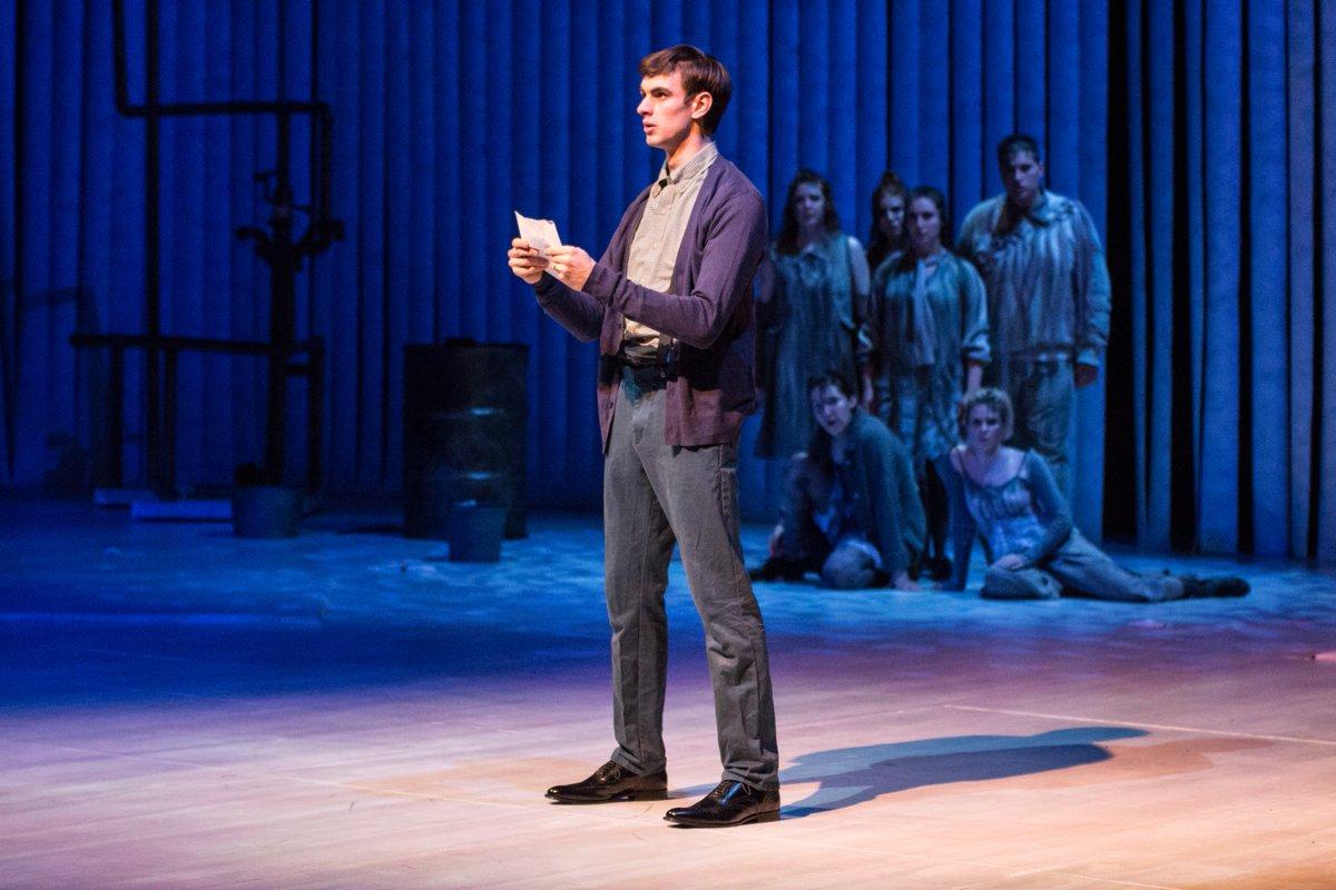 Eurydice  Orpheus  UBC Theatre - Keltie Forsyth  2015