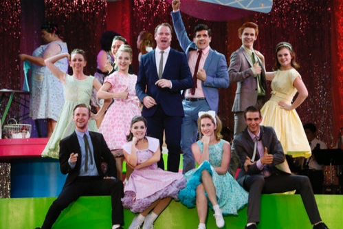 Hairspray  Ensemble  Theatre Under the Stars - Sarah Rodgers  2015   Ovation Award: Outstanding Community Production - Large Theatre + 4 other Ovations + 6 other Nominations