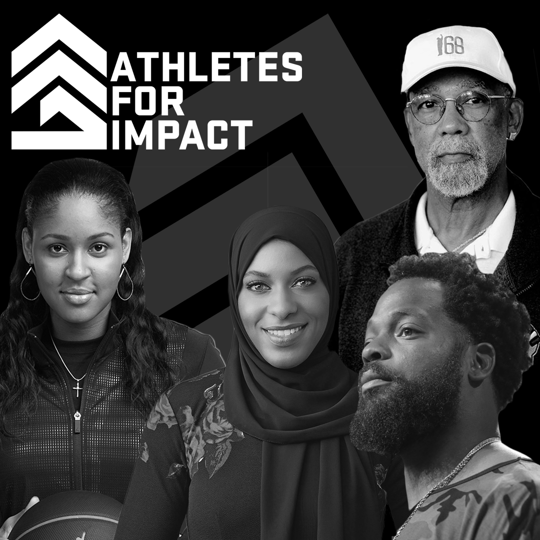 ATHLETES FOR IMPACT - Athletes for Impact is a global network of athletes across all sports committed to justice and equity.