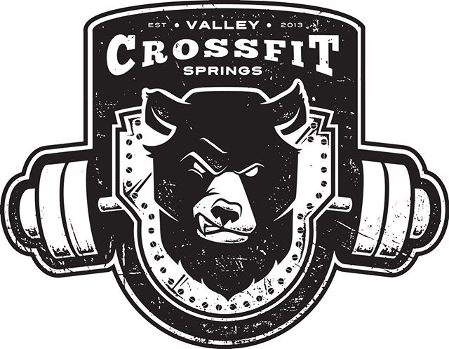 See you all Monday!!!! 💪🏋️♀️🏋️♂️💪 #CFVS #crossfit #crossfitvalleysprings