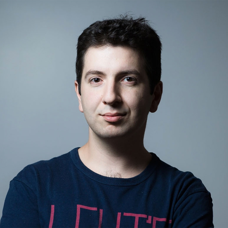 Aram Avetisyan - Aram has a Ph.D. in software engineering with over a decade of experience in web development and data analysis. He is responsible for developing webVR's early core architecture.