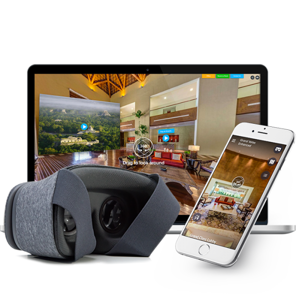 - VR Welcome is an immersive technology company powered by technology that enables Airbnb hosts to engage and convert audiences through interactive 360° experiences..