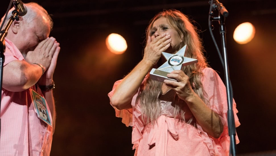 ARIA Hall of Famer Kasey Chambers at Bluesfest