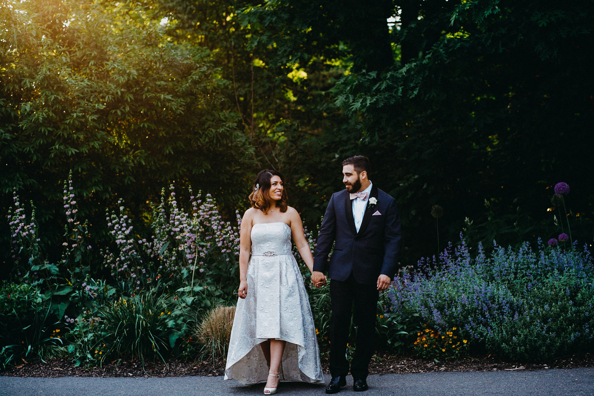 Meadowlark Botanical Gardens Wedding