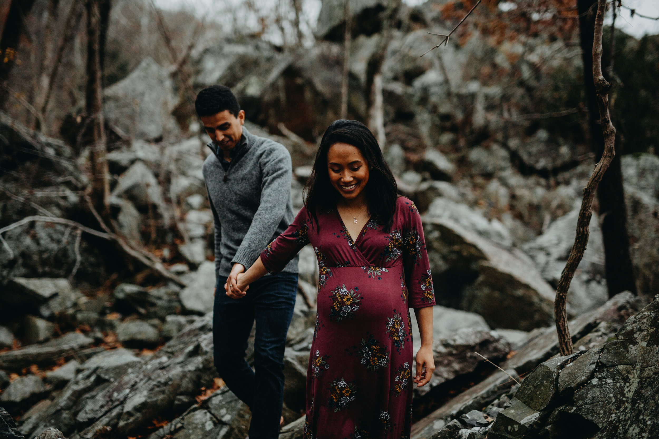 Best Washington DC Maternity Photographer