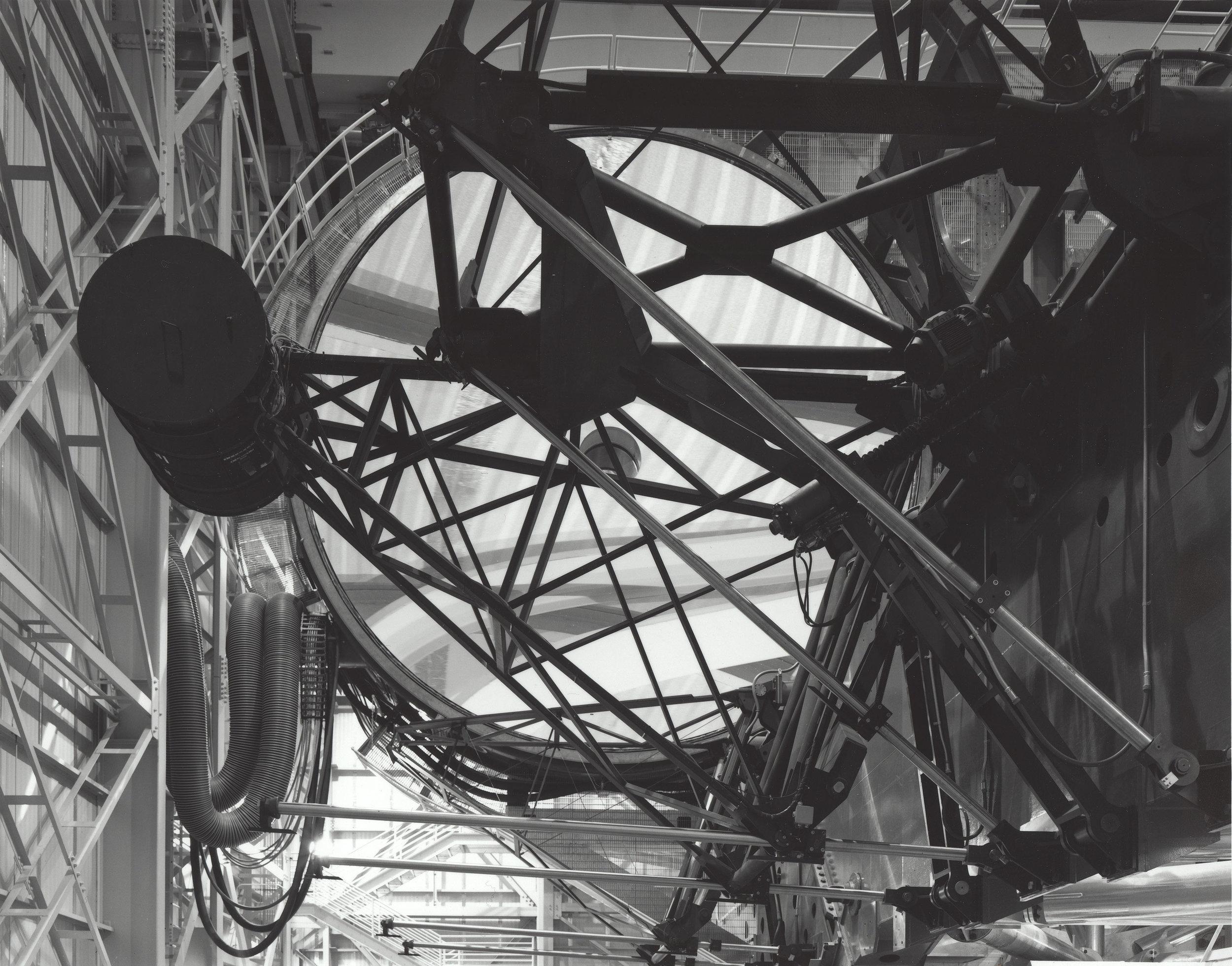 Large Binocular Telescope, Arizona