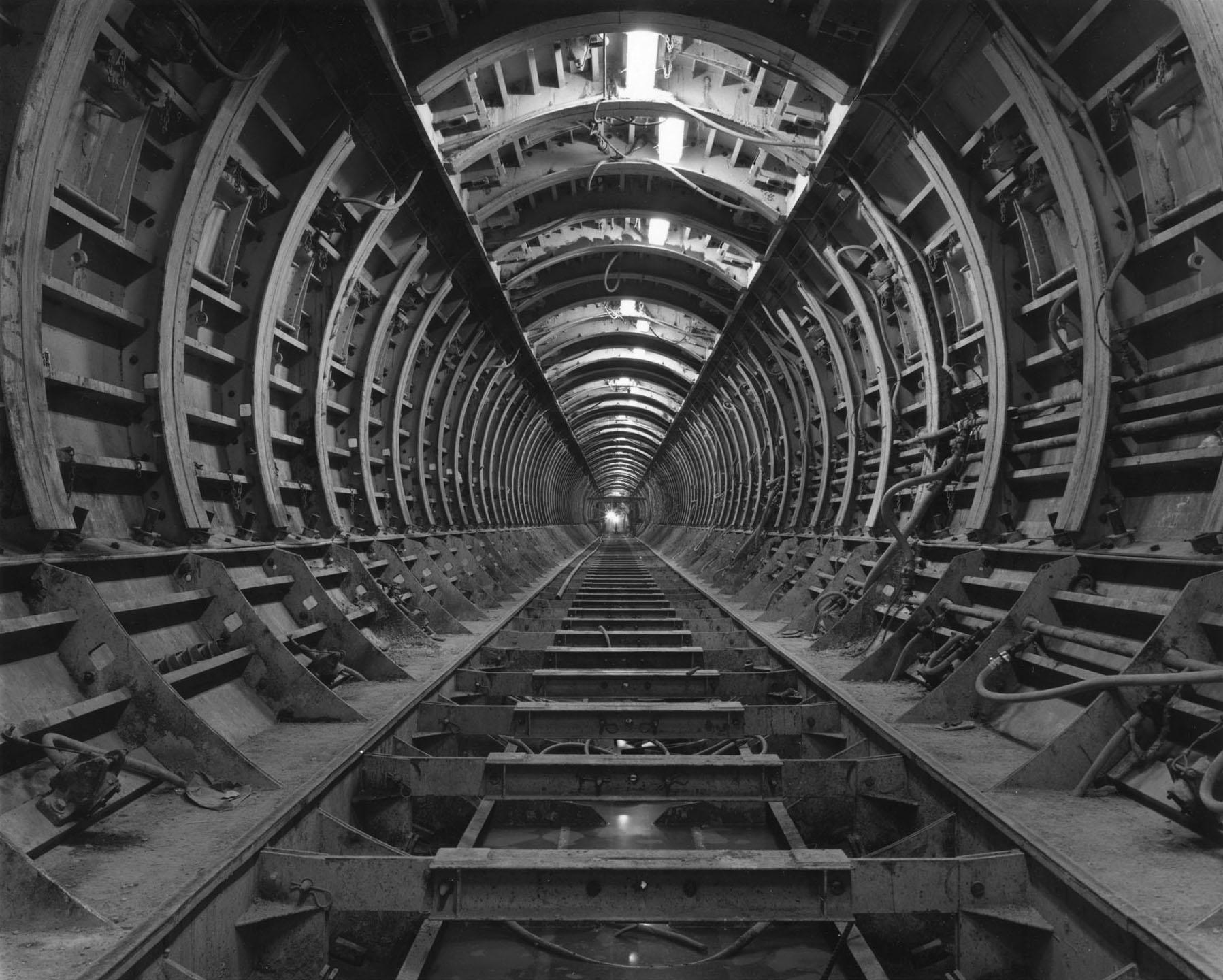 City Tunnel No. 3, Brooklyn, New York, 1998