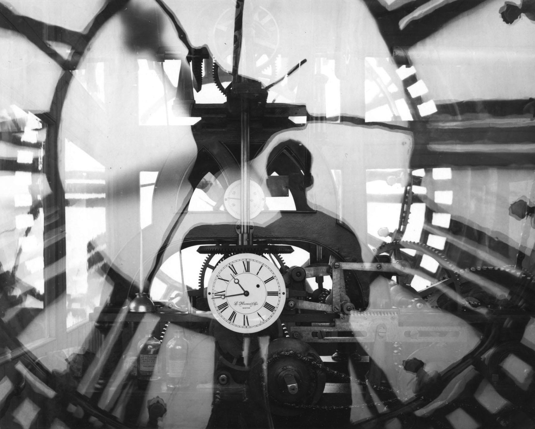 Clock, 346 Broadway, 1996