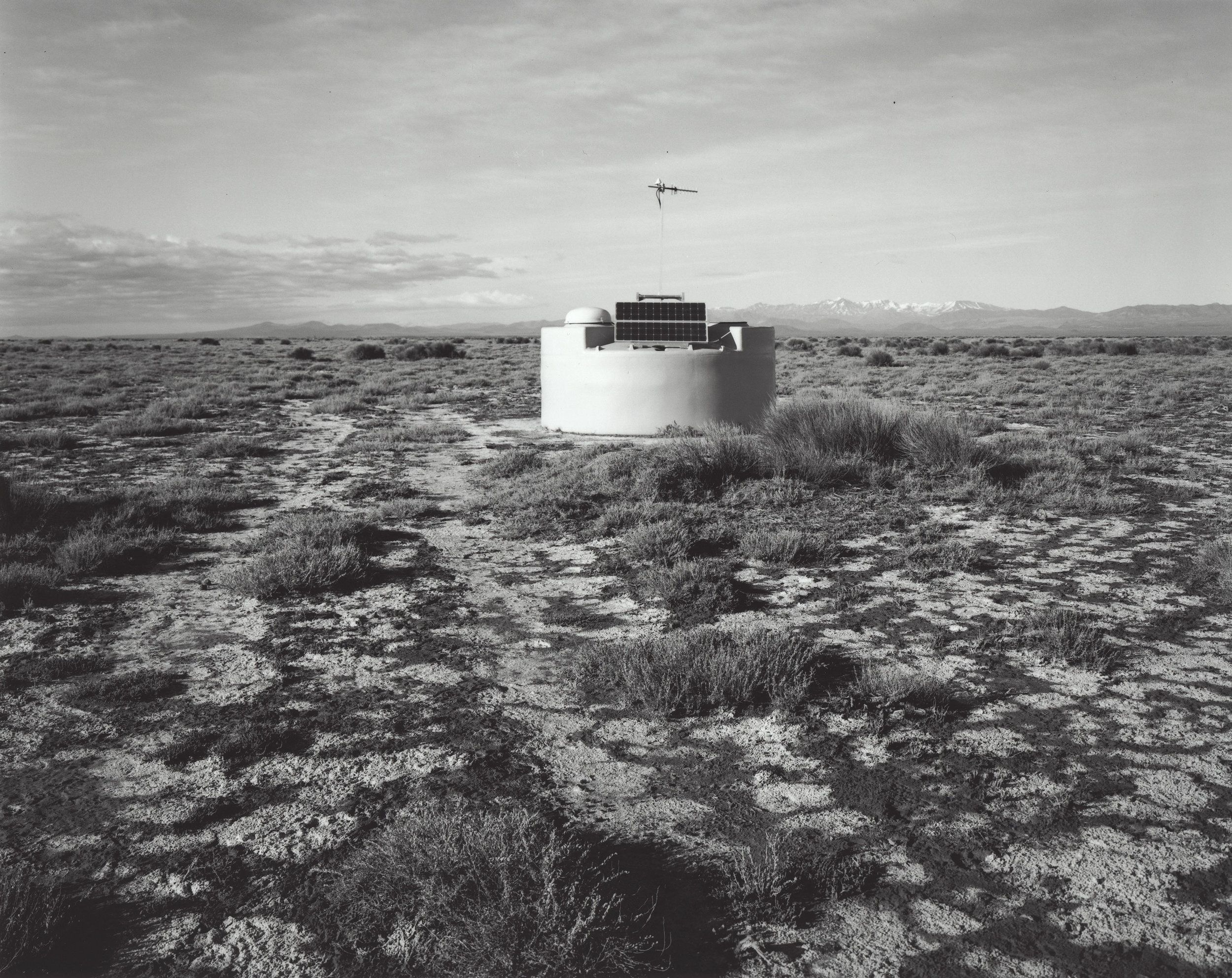 Detector, pierre Auger Cosmic Ray Observatory, Argentina, 2008