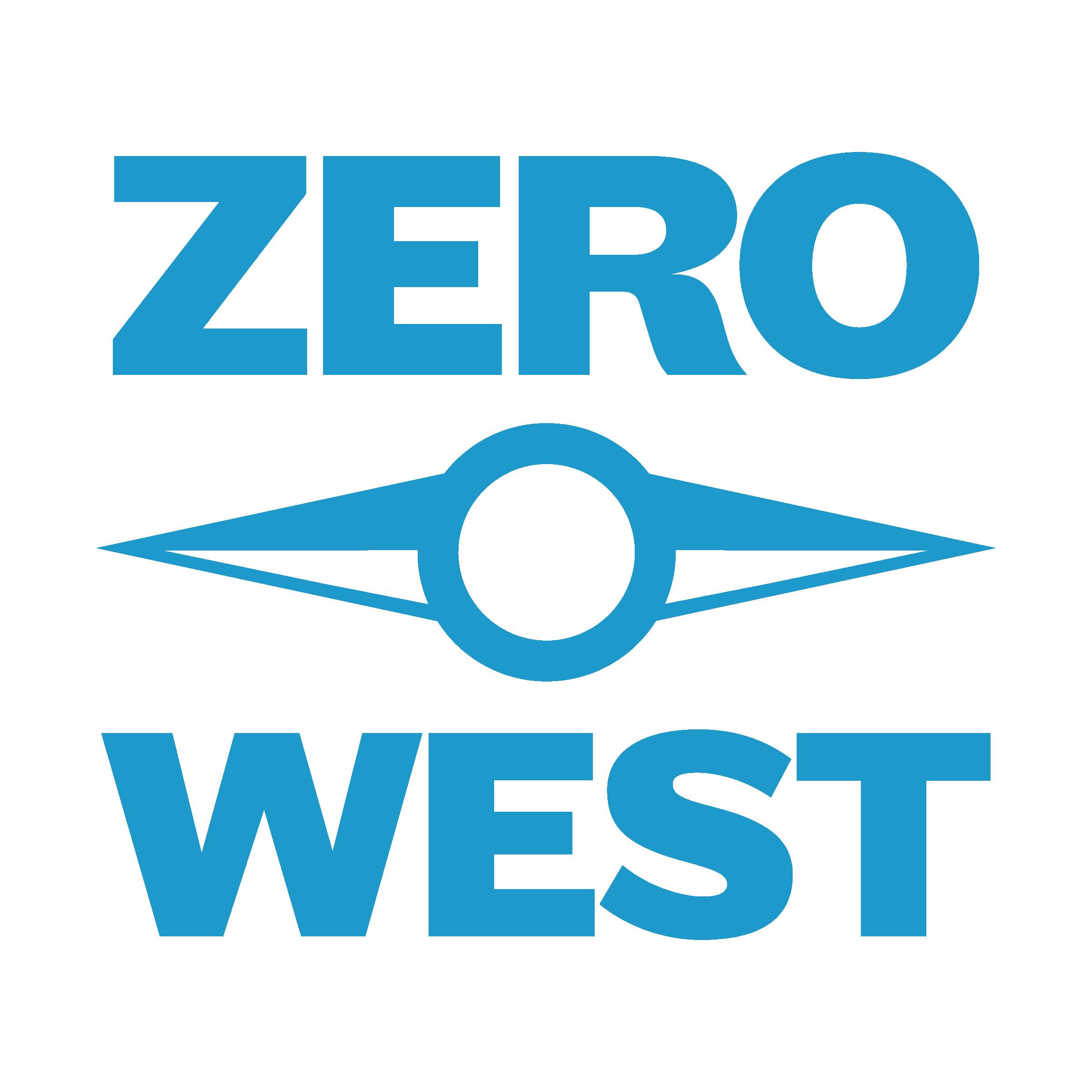 Zero West: Primary Logo