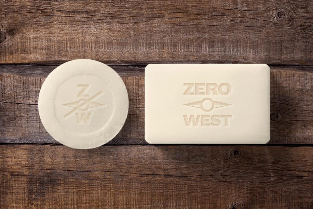 Zero West: Branded Soap