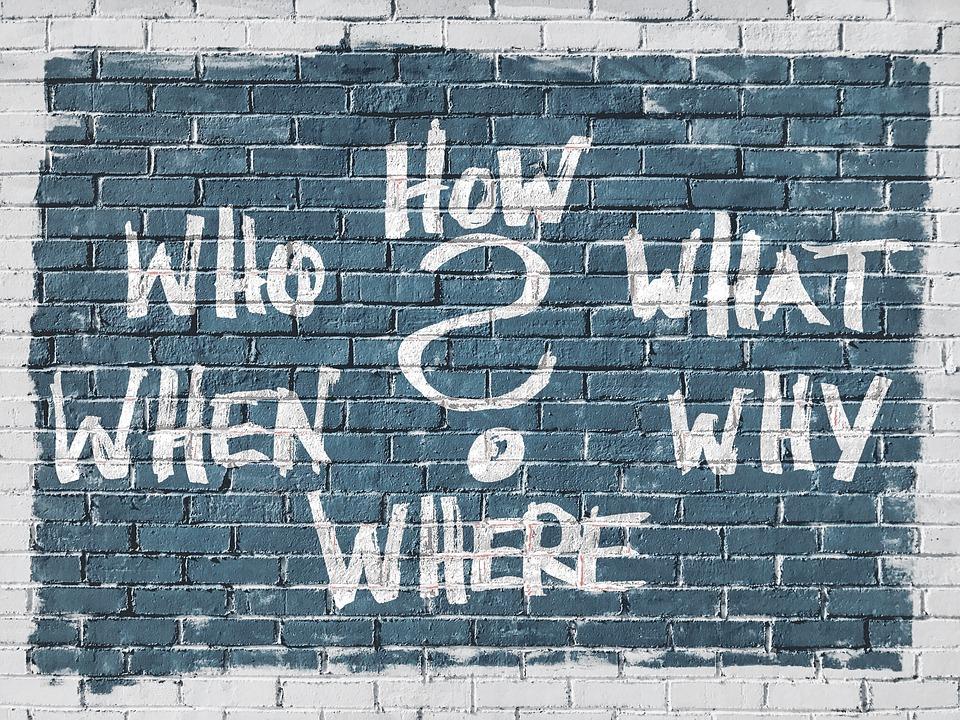 """Live the questions"" - by Jordan Walker"