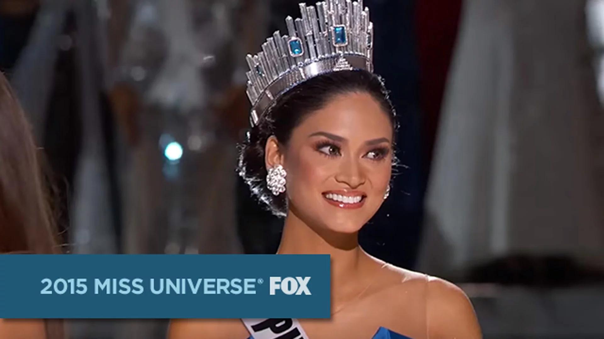Miss Universe 2015 Remix
