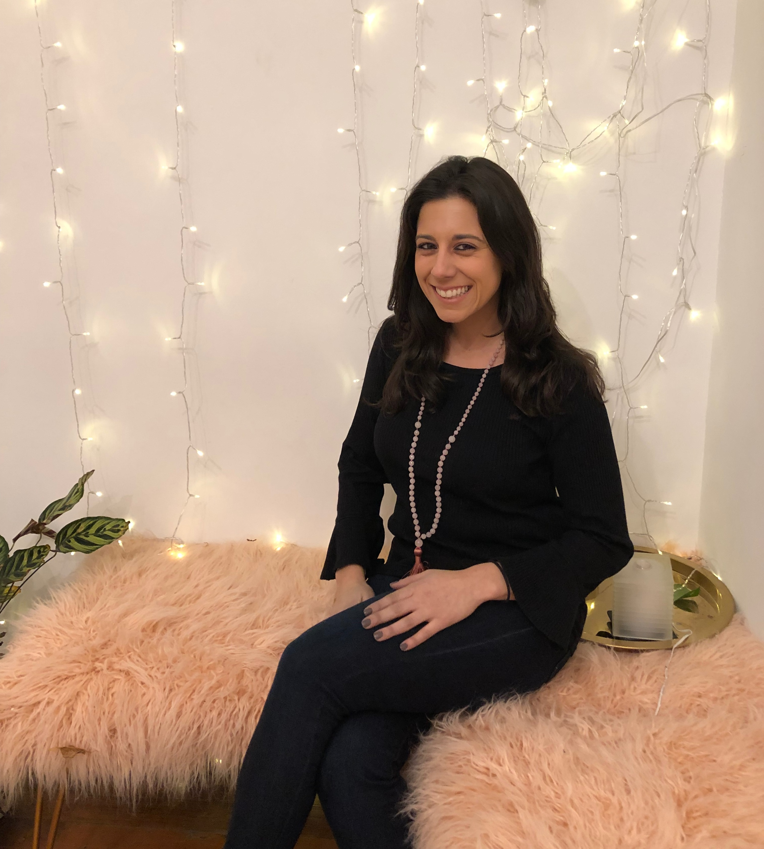 Andrea Pagano - founder of healthfully yours