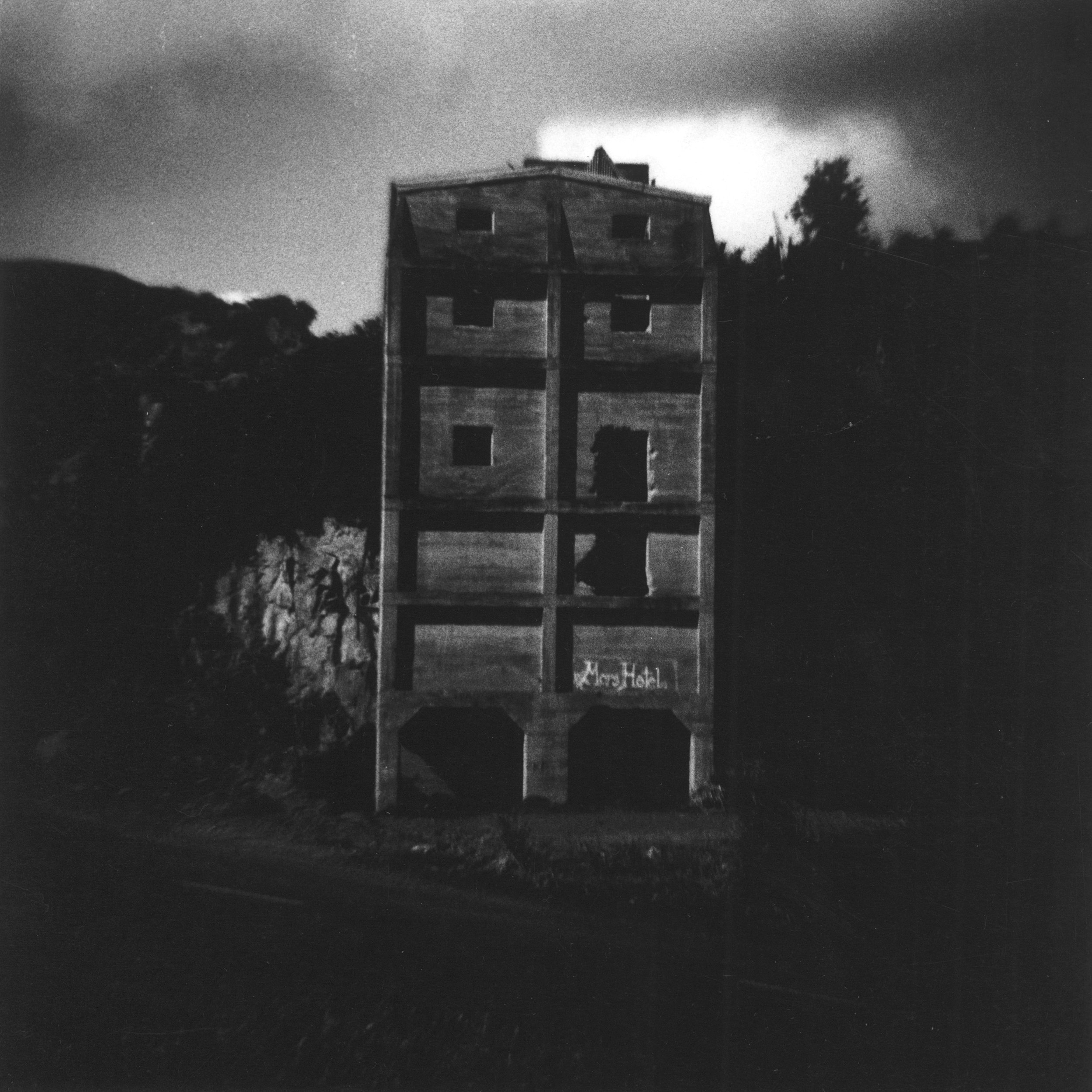 Peter Peryer, Hunua, 1975. Gelatin silver print. Image courtesy of the artist.