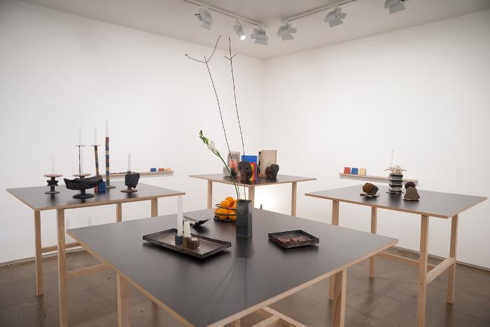 Warwick Freeman,  Just Monkeys , installation view. Bowen Galleries, June 2016. Image courtesy of Bowen Galleries