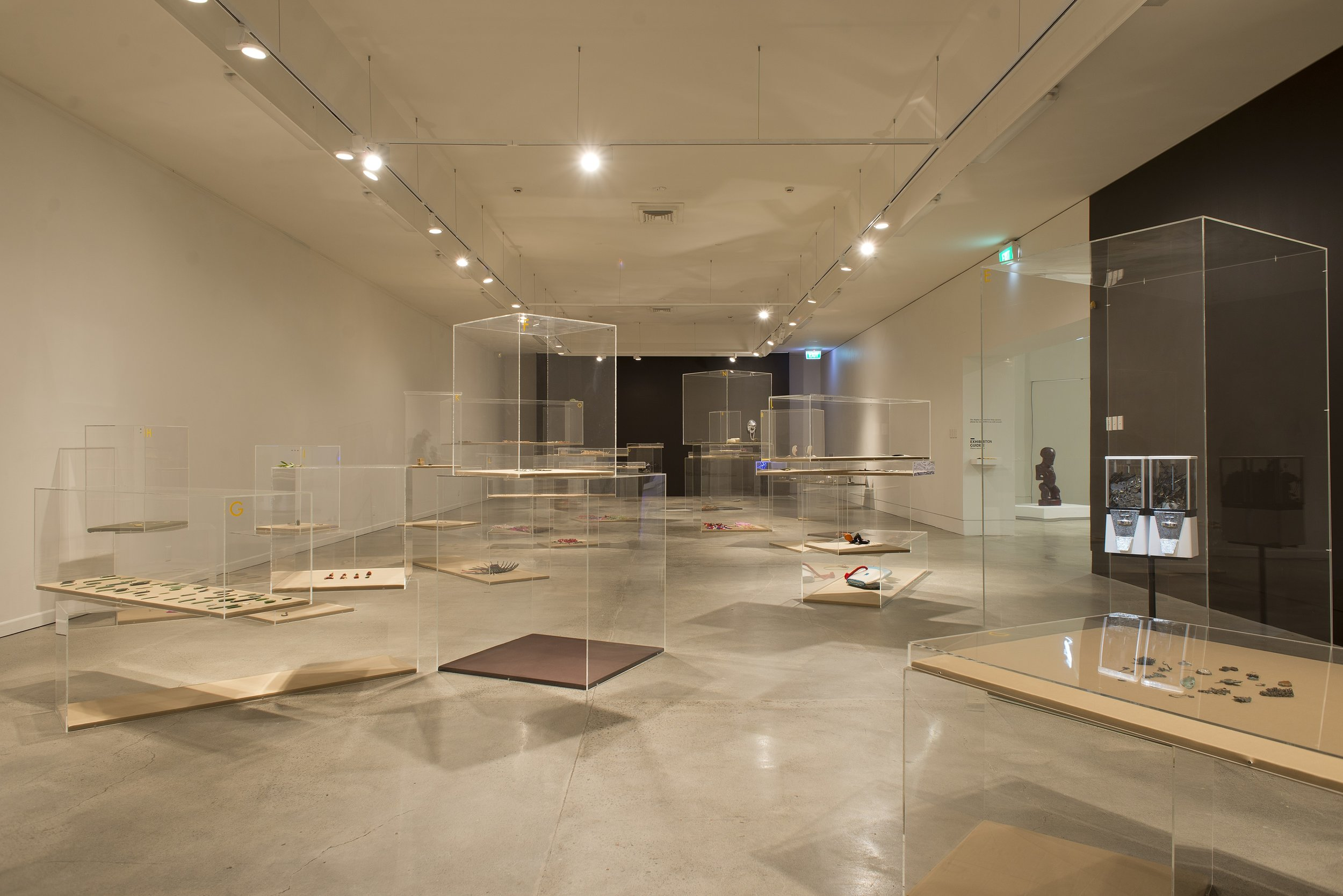 Wunderrūma , installation view, 2014. Courtesy of The Dowse Art Museum. Photo by John Lake.