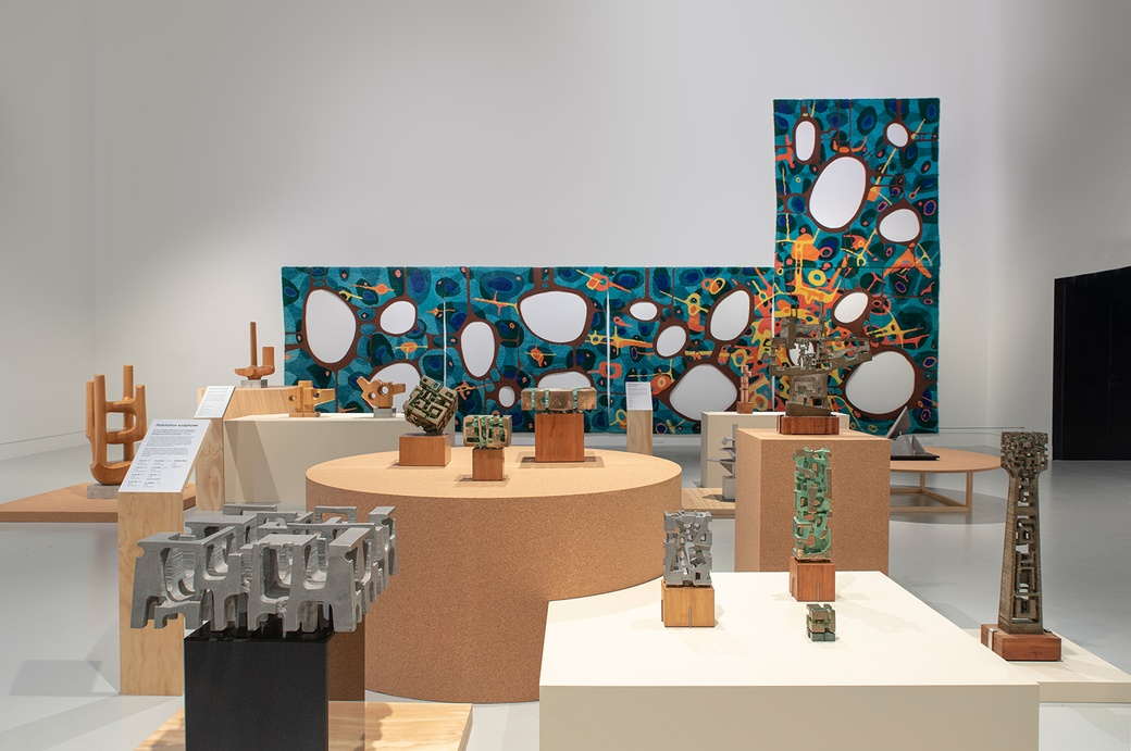 Guy Ngan: Habitation, Installation View, 2019. Courtesy of The Dowse Art Museum. Photo: John Lake